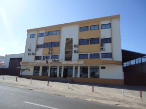 Mocambique sede depois obras